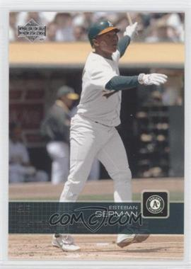 2003 Upper Deck - [Base] #21 - Esteban German