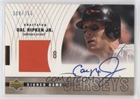 Cal Ripken Jr Memorabilia Baseball Cards Matching Upper
