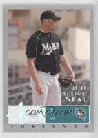 Blaine Neal /40