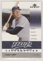 Mickey Mantle #/1,957