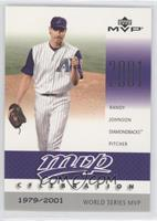 Randy Johnson /2001