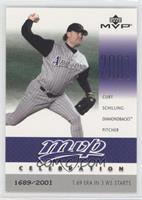 Curt Schilling /2001