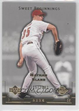 2003 Upper Deck Sweet Spot - [Base] #133 - Nate Bland /2003