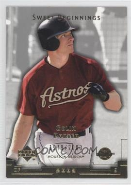 2003 Upper Deck Sweet Spot - [Base] #142 - Colin Porter /2003