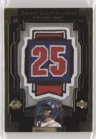 Andruw Jones [EX to NM]