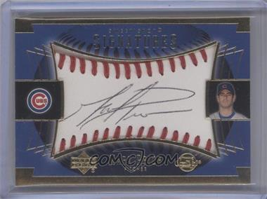 2003 Upper Deck Sweet Spot - Sweet Spot Signatures #MP-AU - Mark Prior