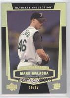 Mark Malaska #/35