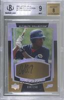 Rookie Signatures - Delmon Young [BGS 9 MINT] #/250