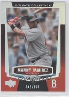 Manny Ramirez /850