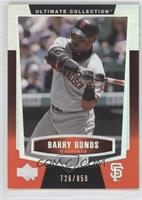 Barry Bonds /850