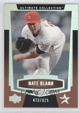 2003 Upper Deck Ultimate Collection - [Base] #85 - Nate Bland /625