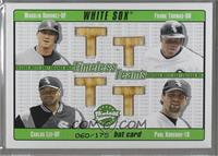 Carlos Lee, Frank Thomas, Paul Konerko, Magglio Ordonez /175