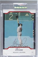Adam Dunn /245 [ENCASED]