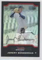 Jeremy Bonderman