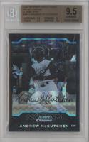 Andrew McCutchen [BGS 9.5 GEM MINT] #/125