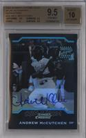 Andrew McCutchen /125 [BGS 9.5 GEM MINT]