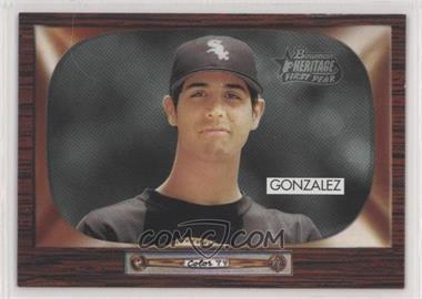 2004 Bowman Heritage - [Base] #245 - Gio Gonzalez