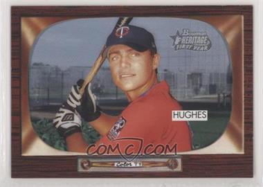 2004 Bowman Heritage - [Base] #310 - Luke Hughes