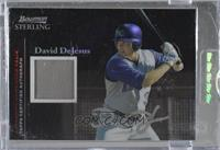 David DeJesus [Uncirculated] #/25