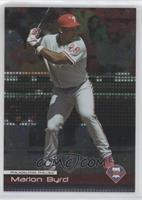 Marlon Byrd [EX to NM] #/298