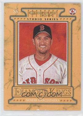 2004 Donruss - Diamond Kings Inserts - Studio Series #DK-20 - Nomar Garciaparra /250