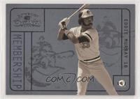 Eddie Murray #/2,499