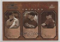 Roger Clemens, Andy Pettitte, Roy Oswalt #/500