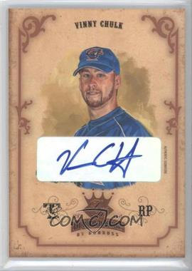 2004 Donruss Diamond Kings - [Base] - Bronze Signatures [Autographed] #146 - Vinnie Chulk /200