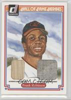 Frank Robinson [Noted] #/10