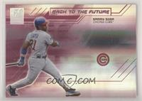 Sammy Sosa, Hee Seop Choi [EX to NM] #/125