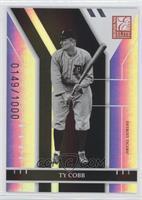 Ty Cobb /1000