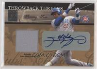 Sammy Sosa [EX to NM] #/25