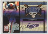 Lee Smith, Andre Dawson #/500