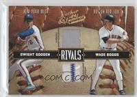 Dwight Gooden, Wade Boggs /250
