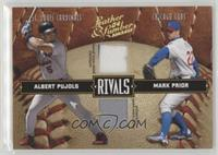 Albert Pujols, Mark Prior /250