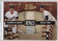 Harmon Killebrew, Whitey Ford /100