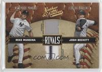 Mike Mussina, Josh Beckett /250