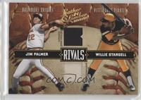 Willie Stargell, Jim Palmer /250