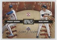 Dwight Gooden, Wade Boggs #/2,499