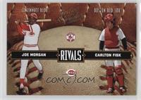 Carlton Fisk, Joe Morgan /2499