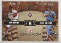 Tom Seaver, Mike Schmidt #/2,499