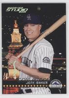Jeff Baker #/50