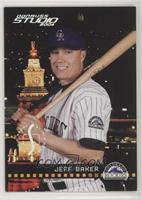 Jeff Baker [Noted] #/100