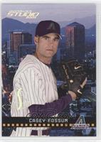 Casey Fossum #/100