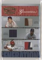 Marty Marion, Ozzie Smith, Edgar Renteria #/5