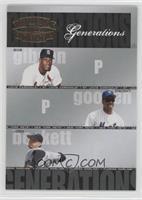 Dwight Gooden, Bob Gibson, Josh Beckett /1500