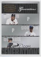 Dwight Gooden, Bob Gibson, Josh Beckett /1500