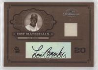 Lou Brock #/50