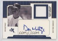 Don Mattingly #/82