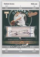 Bobby Crosby /999